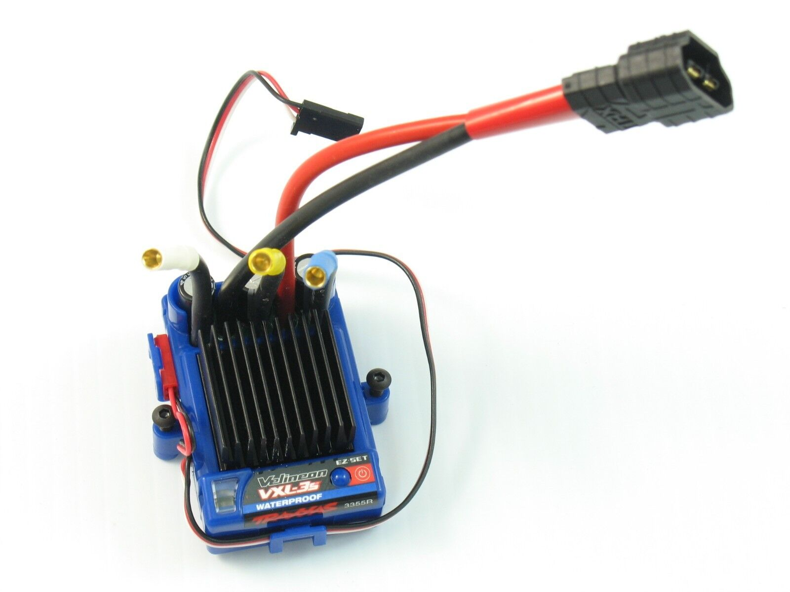 NEW TRAXXAS STAMPEDE 4X4 VELINEON BRUSHLESS ESC VXL-3S ID WATERPROOF 3355R 1/10