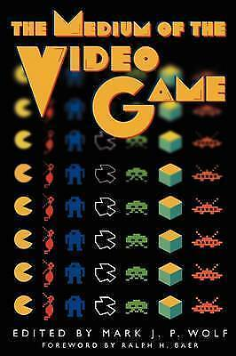 1 of 1 - The Medium of the Video Game by University of Texas Press (Paperback, 2002)
