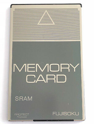 Automation, Antriebe & Motoren Offen Fujisoku Memory Card Sram 1024 Kbyte Bs1024g1-c 38-pins Grade Produkte Nach QualitäT Tv, Video & Audio