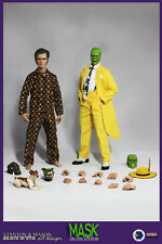 IN STOCK 1/6 The Mask Stanley Ipkiss Deluxe Figure Asmus Jim Carrey Toys Hot USA