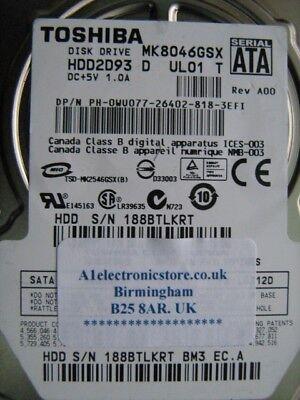 Sata HDD for HP DESIGNJET Z3200 SERIES Rev A ONLY Q6718-60047 Q6718-67020