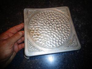 Ancien Dessous de Plat en Aluminium QpbC50vG-07192334-890544083