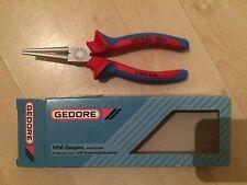 Gedore 8122-160 H VDE  Rundzange 1000 Volt 160 mm Zange Werkzeug Werkstatt