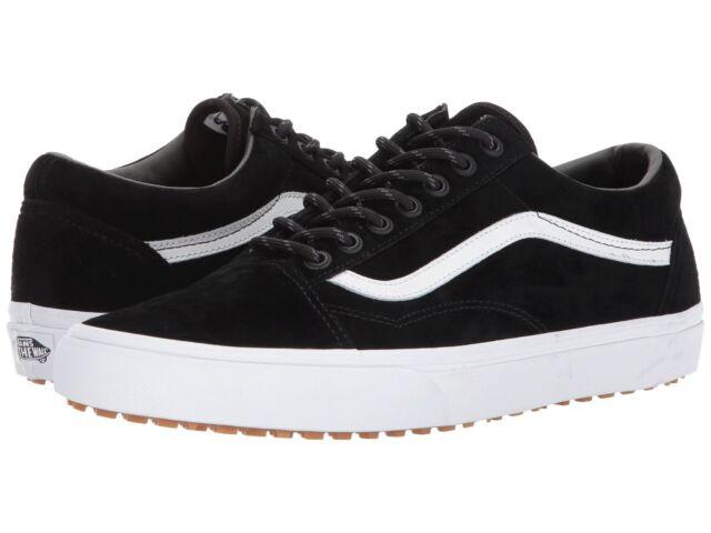 869cb6a962c VANS Old Skool MTE With Scotch Guard Black Skateboarding Shoes Size ...