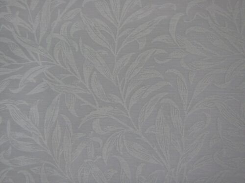 """William Morris Tela De Cortina /""""Willow Rama De Voile/"""" 3 metros blanco semi transparentes"""
