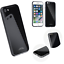 Forcell-GLAS-Tasche-Etui-Aus-Hartglas-Cover-Apple-iPhone-6-Plus-Schwarz