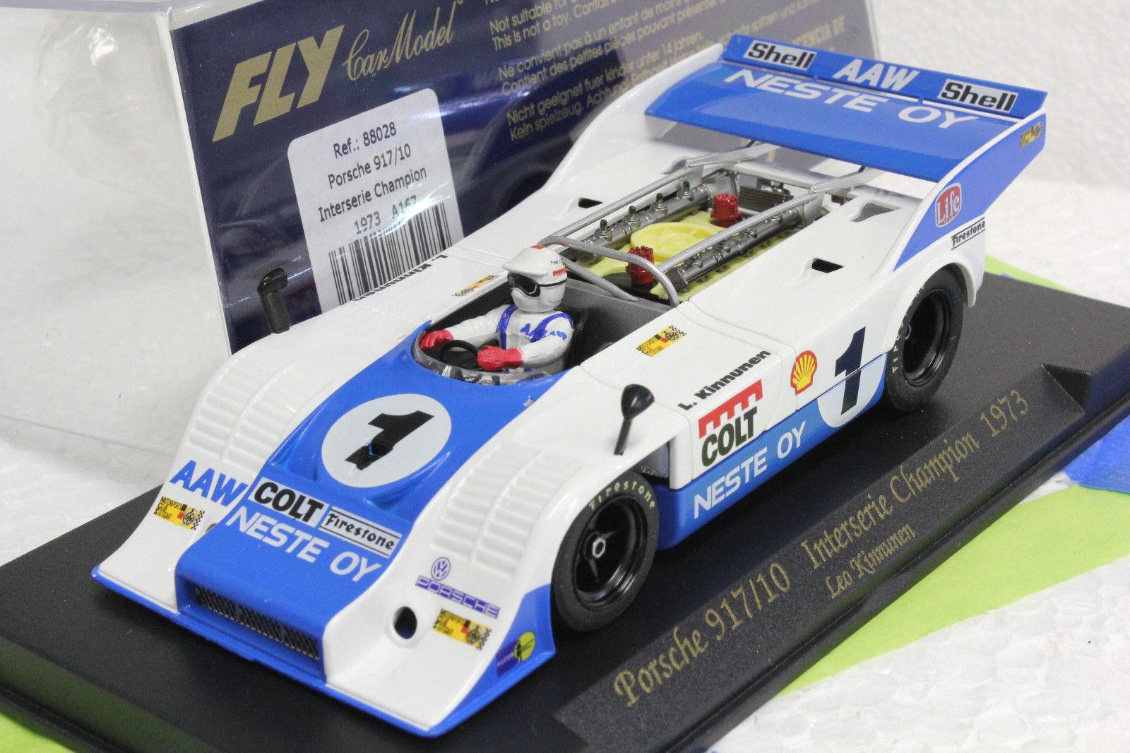 Volar A167 Porsche 917 10 New en Pan 32 Coche Ranura