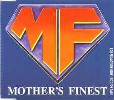 Maxi CD - Mother's Finest - Promotion Copy - #A2058 - Promo