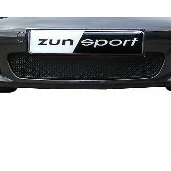 Zunsport noir avant centre calandre pour porsche carrera 997.2 C4S 2009-12