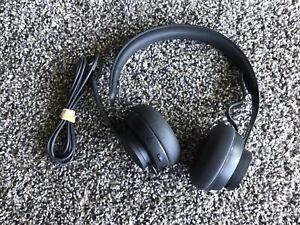 Logitech Zone Wireless Headphones Black Bluetooth Headset Works Ebay