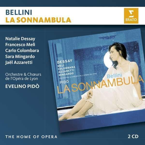 Natalie Dessay - Bellini: la Sonnambula Nuevo CD