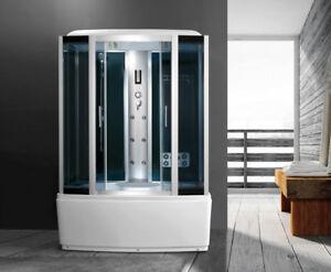 Cabina doccia vasca idromassaggio sauna bagno turco