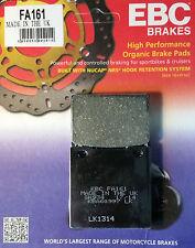 EBC/FA161 Brake Pads (Rear) - Kawasaki ZXR400, ZXR750, ZX7R , ZRX1100, ZZR1200
