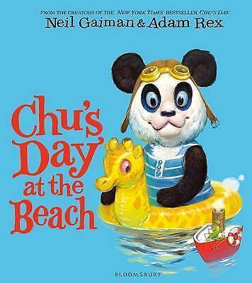 Chu's Day at the Beach-ExLibrary