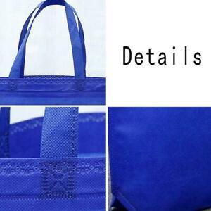 Grosse-Einkaufstaschen-Vliesstoffe-Wiederverwendbare-Tragetaschen-waschbare-I4L4