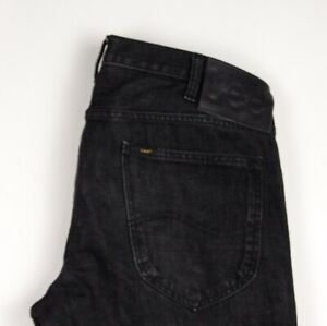 Lee Hommes Blake Jeans Jambe Droite Taille W32 L32 ATZ848