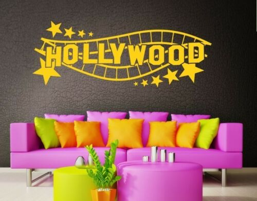 Hollywood Sign highest quality wall decal sticker