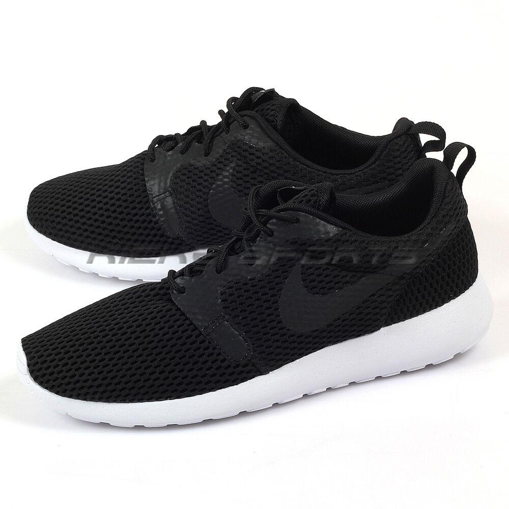 Nike Roshe One Hyperfuse Breathe Lifestyle Lifestyle Lifestyle scarpe nero nero-bianca 833125-001 aac577