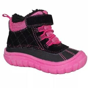 GARANIMALS TODDLER GIRLS FUR BOOTS SIZE 6