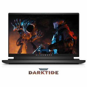 New Alienware M15 R5 Gaming Laptop AMD Ryzen R7 5800H 16GB RAM 512GB SSD RTX3060