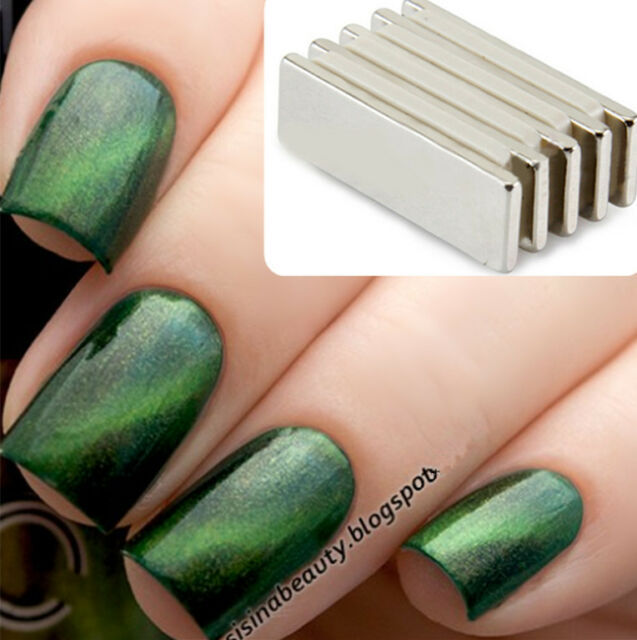 Cat Eye Magnet Slice UV LED Polish Magnetic Stick Nail Art  Varnish Tool