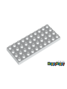 Lego 1x Platte 4x10 Weiß White Plate 3030 Neuware New