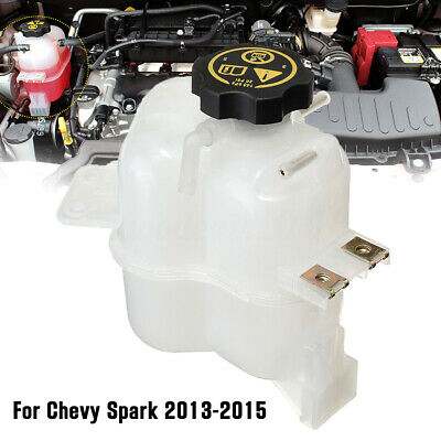 NEW ENGINE COOLANT RECOVERY TANK FOR 2013-2015 CHEVROLET SPARK GM3014153