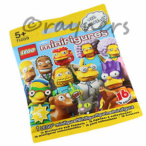 Marge-Sunday-Best-Factory-Sealed-LEGO-The-Simpsons-Series-2-Minifigure-71009