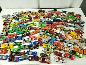 Hot-Wheels-Matchbox-Lote-Mixto-De-125-coches-Ver-Fotos