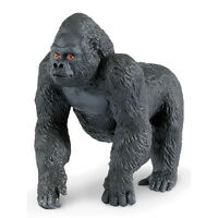 Lowland Gorilla Wildlife Figure Safari Toys Educational Animal Figures