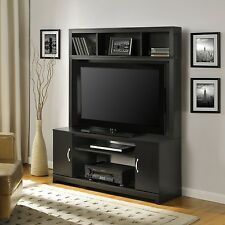 Modern TV Stand Media Entertainment Center Console Home Theater Wood Furniture