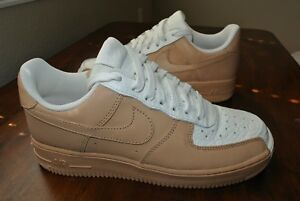 c8d0624f25f NIKE AIR FORCE 1  07 PREMIUM SPLIT SAIL VACHETTA TAN 905345 105 US ...