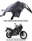 BAGSTER CUSTOM TANK COVER - HONDA AFRICA TWIN CRF1000L - MATT BLACK