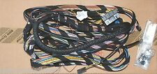 BMW E46 3-SERIES M3 NAVIGATION SYSTEM RETROFIT WIRING HARNESS ADAPTER KIT NEW