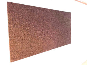 Fußboden Kork Dämmung ~ Pinnwand korkplatten wandkork korkdämmung kork mm stark x