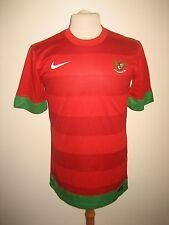 Indonesia home football shirt soccer jersey maillot trikot camiseta size M