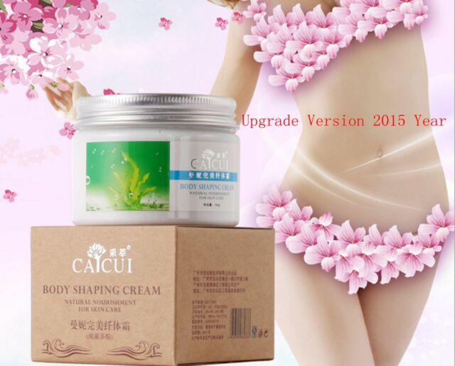 3 Boxes natural Fat Burning Body Slimming Cream Gel Anti Cellulite Weight lose