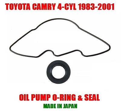 Toyota Camry 4-cyl Oil Pump O-Ring Gasket /& Seal Made in Japan Ships Fast!