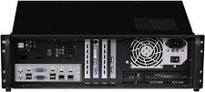 "3U 400W PSU (D:11.81"")(Wall/Rackmount Chassis)(mATX/ITX)(5.25""+3xHD Bay)Case NEW"