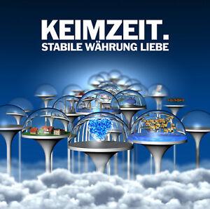 Keimzeit-Stabile-Waehrung-Liebe-CD-Das-Original-Mit-Autogrammkarte