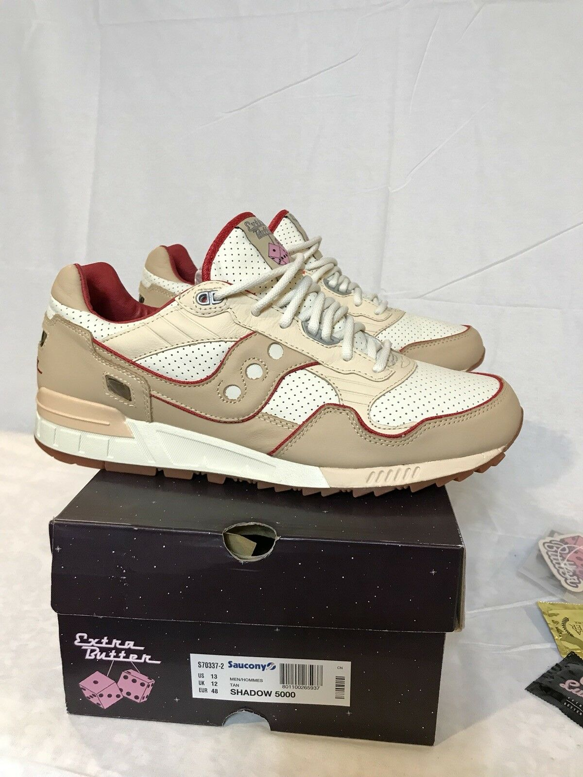 Extra Butter x Saucony Shadow 5000 FTP Sz13 Deadstock very limited F&F release