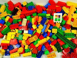 Lego-Duplo-Steine-0-5kg-500g-Random-Pieces-Teile-und-Bausteine-Bundle-von