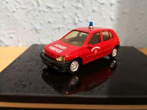 Renault Clio 5 portes pleines 1/43