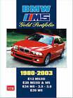 BMW M5 Gold Portfolio 1980-2003: E12 M535i.E28 M535i and M5. E34 M5.3.5 3. E39 M5 by Brooklands Books Ltd (Paperback, 2007)