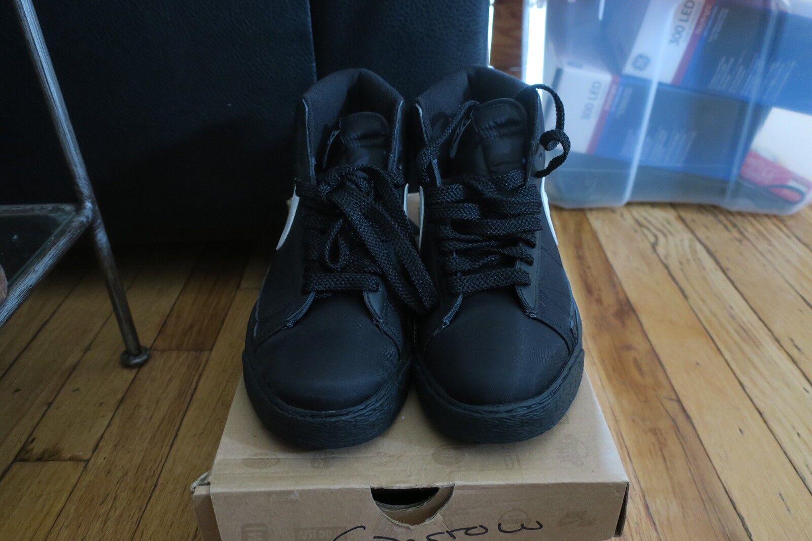 2009 Nike Blazer High Black Size 8 New, Never Worn