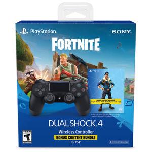 Accesorio Sony PS4 - mando DualShock bono Fortnite