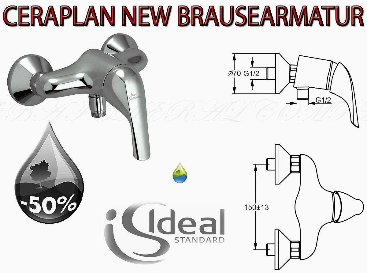 Ideal Standard B3699AA Ceraplan NEW Brause Bad Dusch armatur Einhebelmischer 31