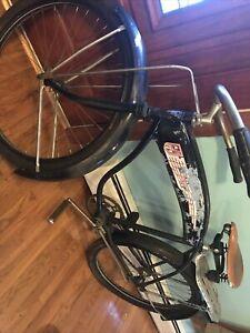 Vintage MW Hawthorne Mens Tank Bicycle Original Skip Tooth LOOK