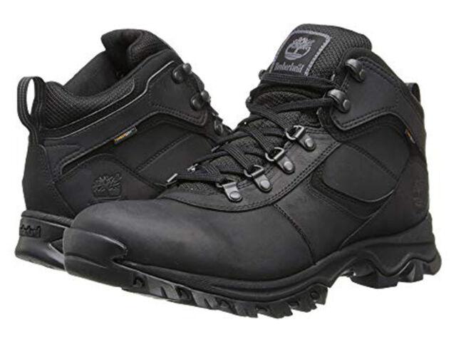 801aa4895005 Timberland Earthkeepers Mt. Maddsen Mid 2731r Mens Black Waterproof ...