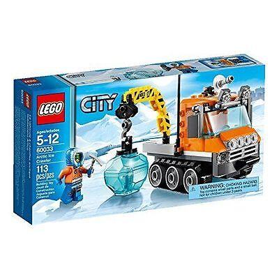 60033 ARCTIC ICE CRAWLER lego set LEGOS city town SEALED NEW truck polar
